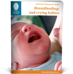 crying babies and breastfeeding
