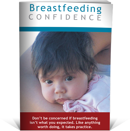 Breastfeeding confidence