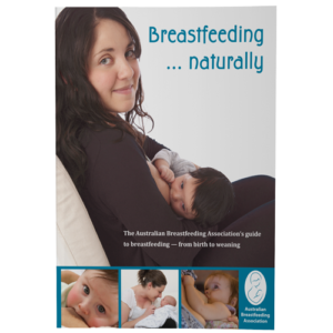 Breastfeeding naturally