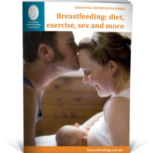 diet sex exercising breastfeeding