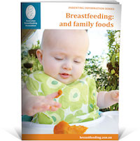 Breastfeeding and family foods