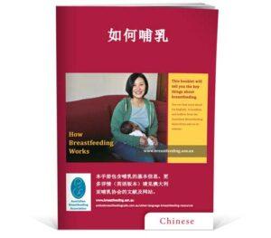 How Breastfeeding works - Chinese Simplified